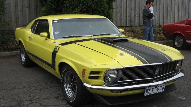 'Muscle Car' Terbaik di Era 70-an