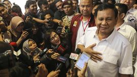 Prabowo Resmi Terima Mandat Gerindra Jadi Capres 2019