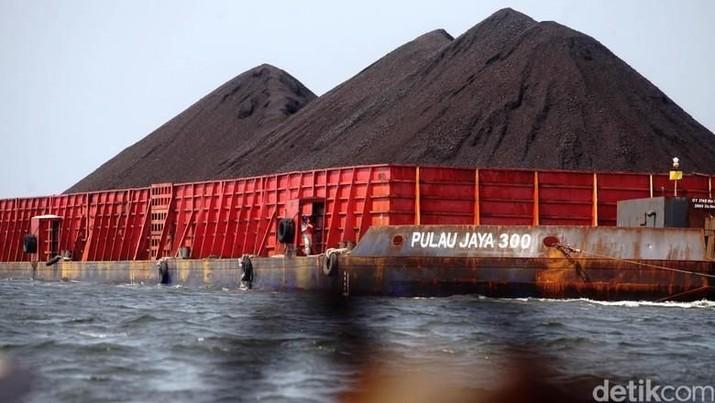 Kapal RI Hanya Sanggup Angkut 2% Batu Bara untuk Pasar Ekspor