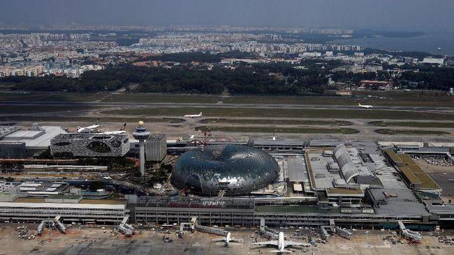 IATA IATA: Perang Dagang Bisa Hantam Industri Penerbangan