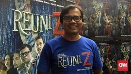 Soleh Solihun Gaet Konsultan Urus 150 Zombie di 'Reuni Z'