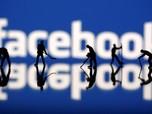 Kuartal I-2018, Facebook Telah Hapus 837 Juta Akun Palsu