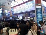 Banyak Tiket Murah, Garuda Travel Fair Diserbu Pengunjung
