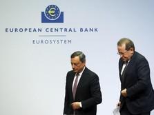 Ekonomi Eropa Beri Sinyal Mendingin, ECB Tahan Suku Bunga