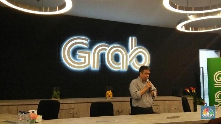 Kembangkan Startup, Grab Siapakan Dana Rp 3 T