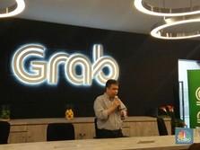Saingi Go-Jek, Grab Siap Rambah Jasa Pengiriman Belanjaan