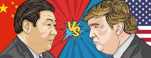 Menkeu AS Ingin Kunjungi China untuk Redakan Perang Dagang