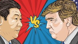 Perang Dagang AS-China Berkobar, Lebih Panas!