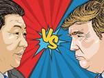 Trump & Jinping Bertemu Maret, China Beli Produk AS US$ 1,2 T