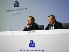 ECB Hentikan Stimulus, Bursa Saham Eropa Berangsur Naik