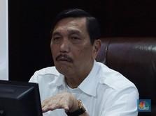 Menteri Luhut Kumpulkan Bos e-Commerce, Ada Apa?