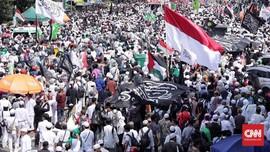 MUI Jakarta Gelar Selawat Bersama pada 'Malam 212' di Monas
