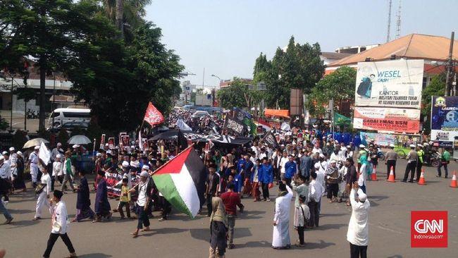 Kontroversi Puisi Sukmawati, Banten 'Bergejolak'