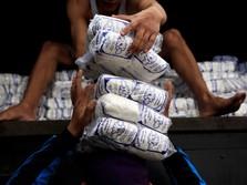 Bikin Meringis, Petani Garam Menangis Impor Garam Makin Sadis