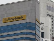 Maybank Sebar Dividen Rp 360,8 M dan Siapkan Rights Issue