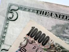 Walau Tipis, Yen Berhasil Menguat Lawan Dolar AS