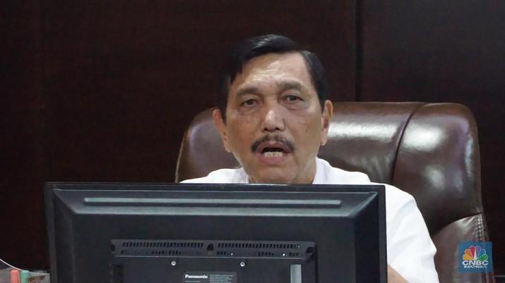 Demikian kata Luhut di kantor Kemenko Marves, Jakarta, Jumat (17/1/2020).