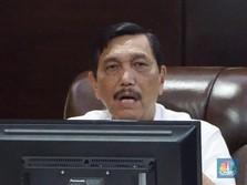 Luhut: Jokowi Nggak Mau Skandal Jiwasraya Dikaitkan ke Istana