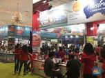 Target Transaksi Garuda Travel Fair 2018 Rp 500 M