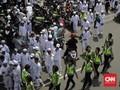 Massa Aksi 64 Demo soal Sukmawati, Polisi Terapkan Lawan Arus