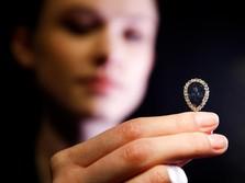 Berlian Warisan Kerajaan Eropa Siap Dilelang, Harga Selangit