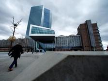 ECB: Perang Dagang 'Merusak' Perekonomian Global