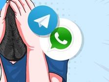 Facebook Bocor dan Aplikasi yang Diblokir Pemerintah