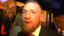 VIDEO: Conor McGregor Menyerahkan Diri ke Polisi