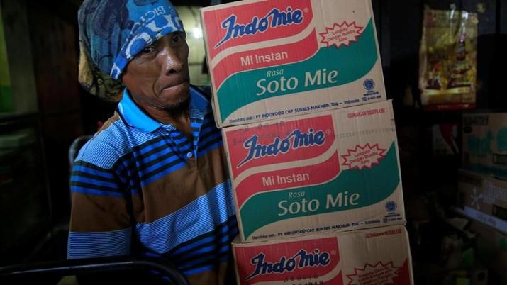 Indomie, pertama kali diproduksi pada 1972 dengan rasa Kaldu Ayam.