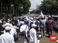 Polisi Sebut Massa Aksi 64 Pedemo Sukmawati 1500 Orang