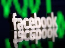 Kebocoran Data Facebook, UE: 2,7 Juta Data Warga Eropa Dicuri