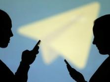 Telegram Tuding Apple Tolak Pembaruan Aplikasinya