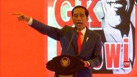 VIDEO: Jokowi Murka soal Prediksi Indonesia Bubar 2030