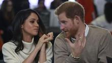 Fan Bisa Idap Gangguan Mental Akibat Pernikahan Harry-Markle