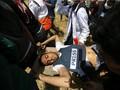 Satu Wartawan Palestina Tewas Ditembak Tentara Israel