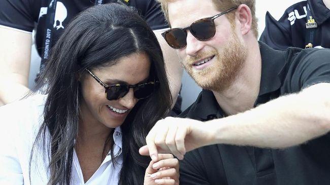 Status Pangeran Harry-Meghan Usai Mundur dari Kerajaan
