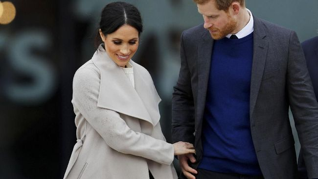 Jelang 'Royal Wedding',  Pangeran Harry Diet Ketat