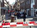 Pria Tabrakkan Mobil ke Restoran Penuh Pengunjung di Jerman