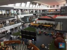 Ada Perosotan Setinggi 3 Lantai di Markas AirAsia, RedQ
