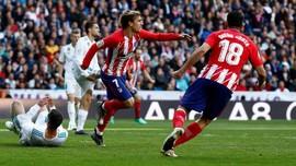 Atletico Madrid Yakin Bisa Pertahankan Griezmann