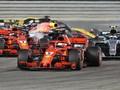 Vettel Rebut Pole F1 GP Azerbaijan, Kalahkan Duo Mercedes