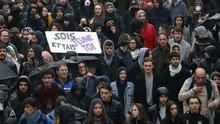 Demo Kenaikan BBM di Prancis, Satu Orang Tewas dan 227 Luka
