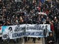 'Lawan' Macron, Aksi Mogok Staf Kereta Api Perancis Berlanjut