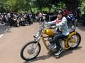 Ada Lukisan 'Indonesia' di Jaket Denim Jokowi