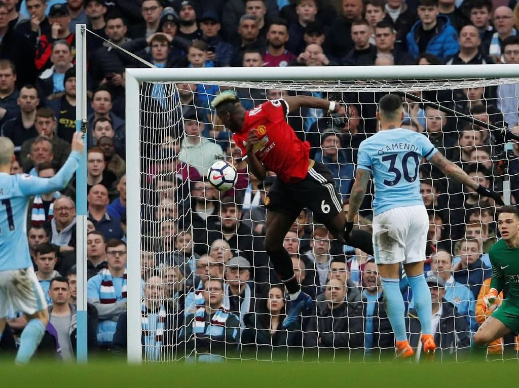 Dua kekalahan ditelan City sejauh ini, masing-masing atas Liverpool dan Manchester United. (Foto: Lee Smith/REUTERS)