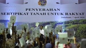 RUU Pertanahan, Hak Milik Dicabut Jika Tanah Tak Dipakai