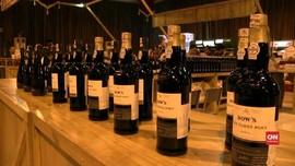 VIDEO: Wine Expo Perkenalkan Wine Produksi dalam Negeri