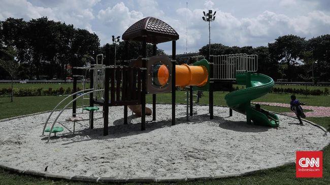7 Taman Bermain Unik untuk Anak