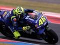 Rossi Antusias Start Kelima di MotoGP Amerika
