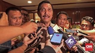 Luhut Yakin Ma'ruf Amin Buat Investor Nyaman ke Indonesia